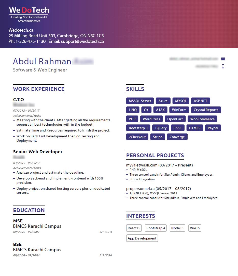 Abdul Rahman Asim